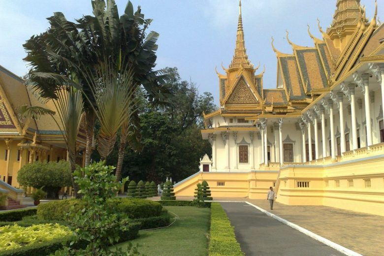 Phnom Penh to Sihanoukville