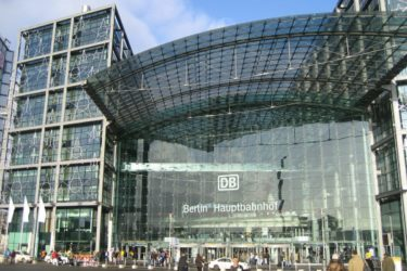 Berlin Central Station