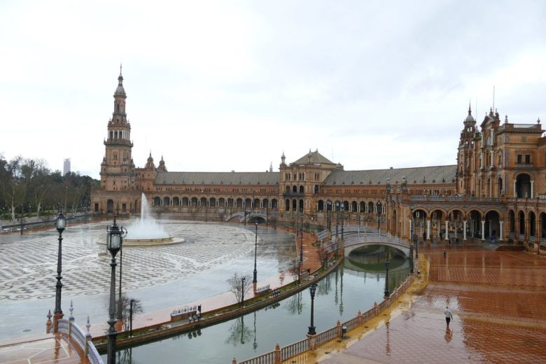 where to stay in seville