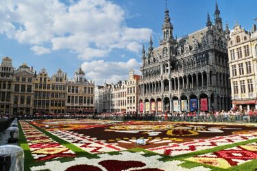 cost of living in Brussels Belgium