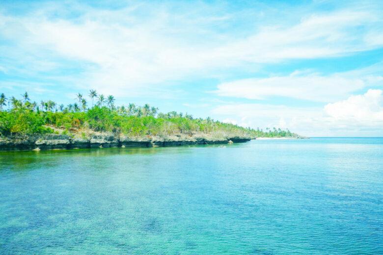 camotes island beach