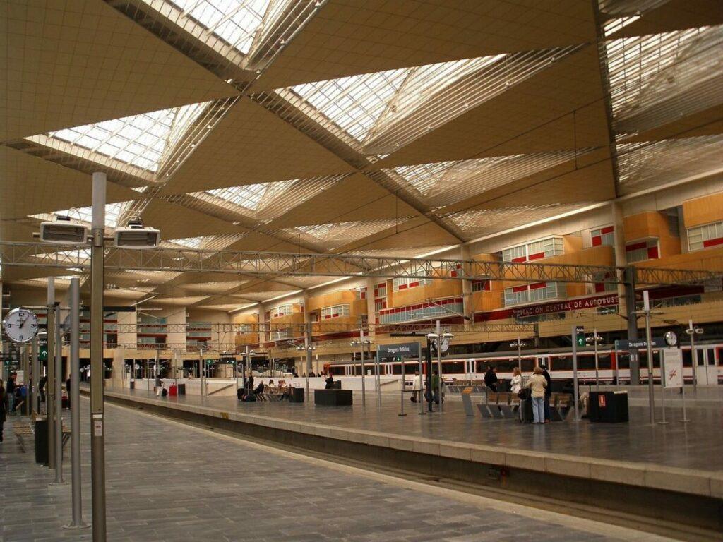 zaragoza train station
