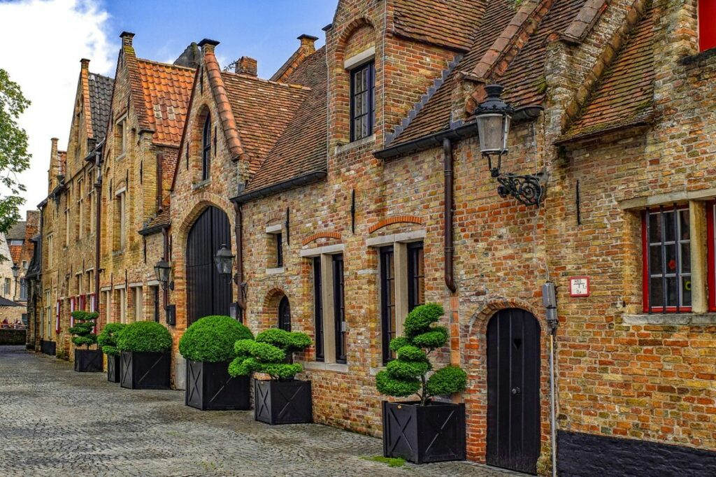Brugge or Brussels