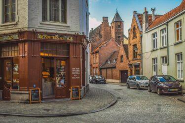 Brussels or Bruges