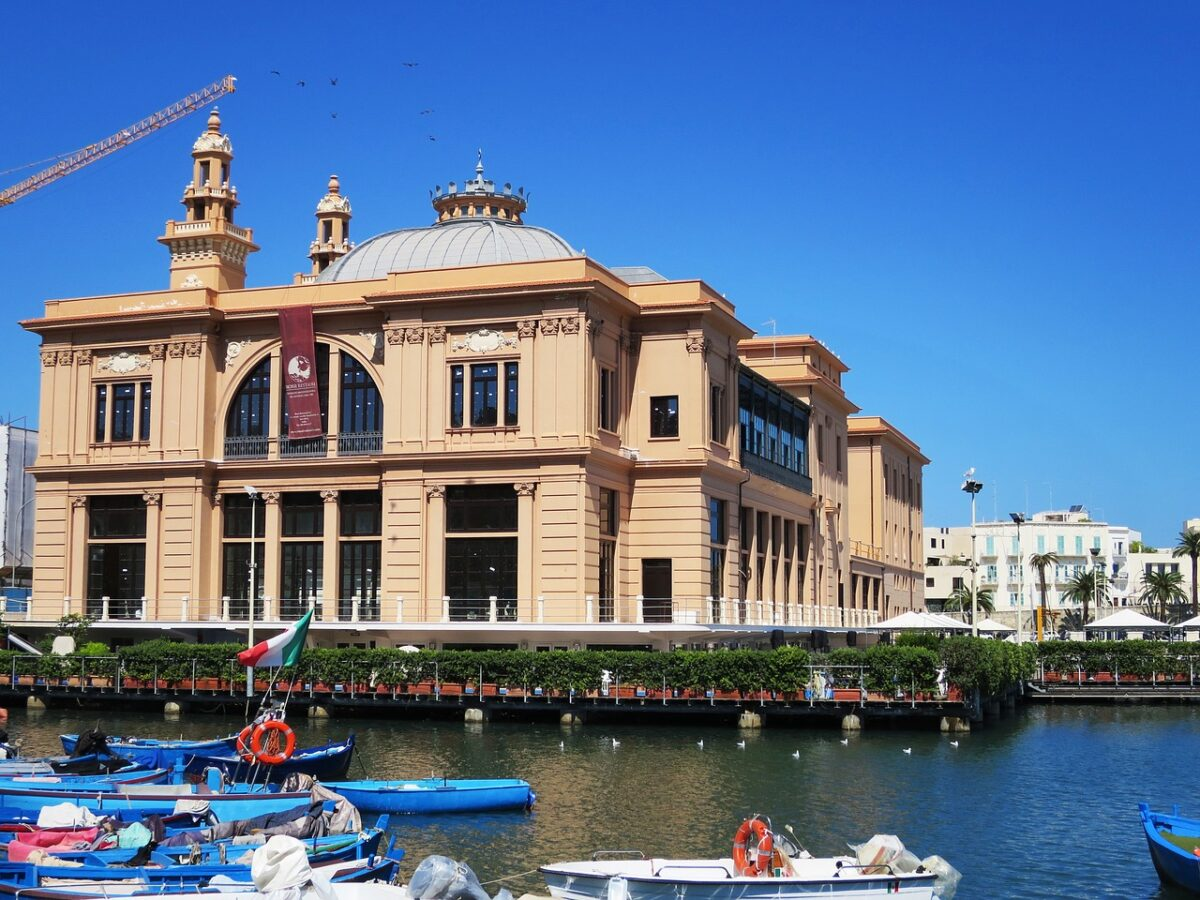 best places to stay in Bari