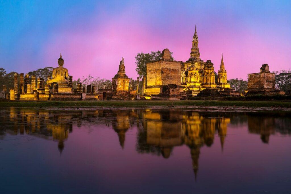Phra Nakhon Si Ayutthaya, Thailand