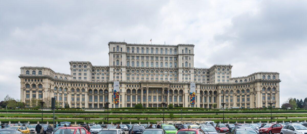 bucharest palace ceaucescu