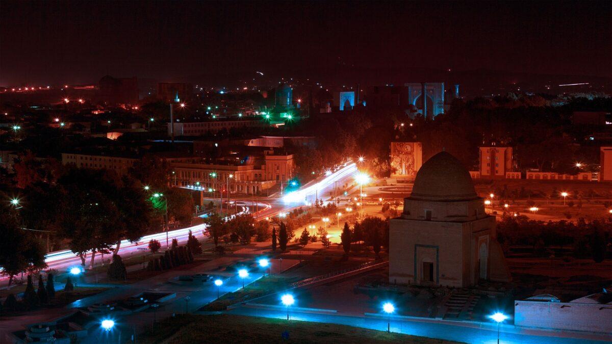 Gur Emir, Uzbekistan