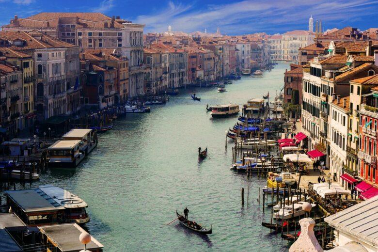 Venice tourist tax