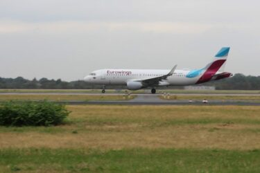 Eurowings airline
