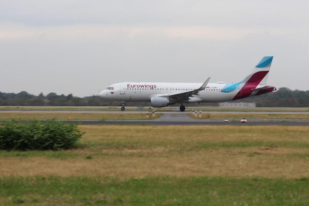 Eurowings airline