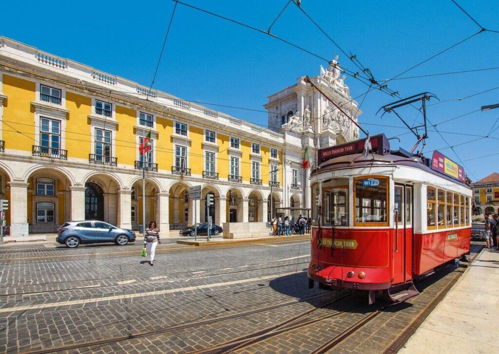 job in Portugal