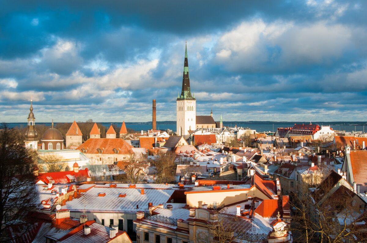 how to move to estonia